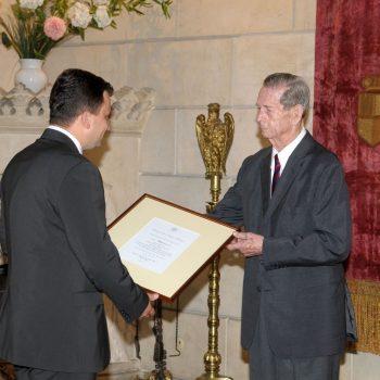 Acordarea Titlului de Furnizor Regal companiei Albalact – Iunie 2010