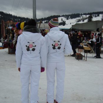Fulga at the Snow Festivities in Arieseni 2011