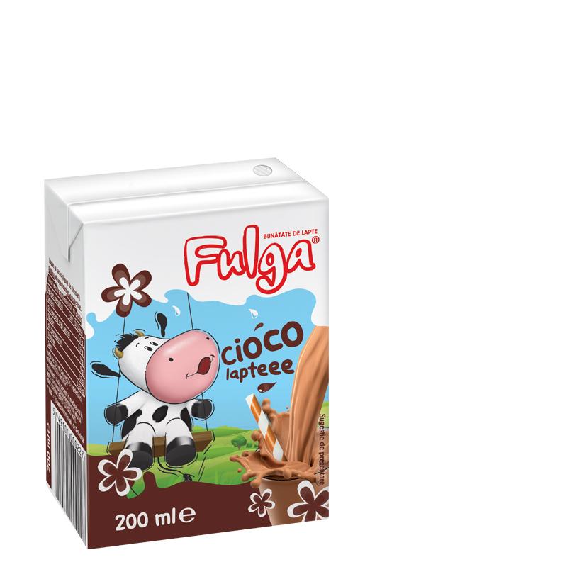 Fulga chocolate flavoured cocoa milk