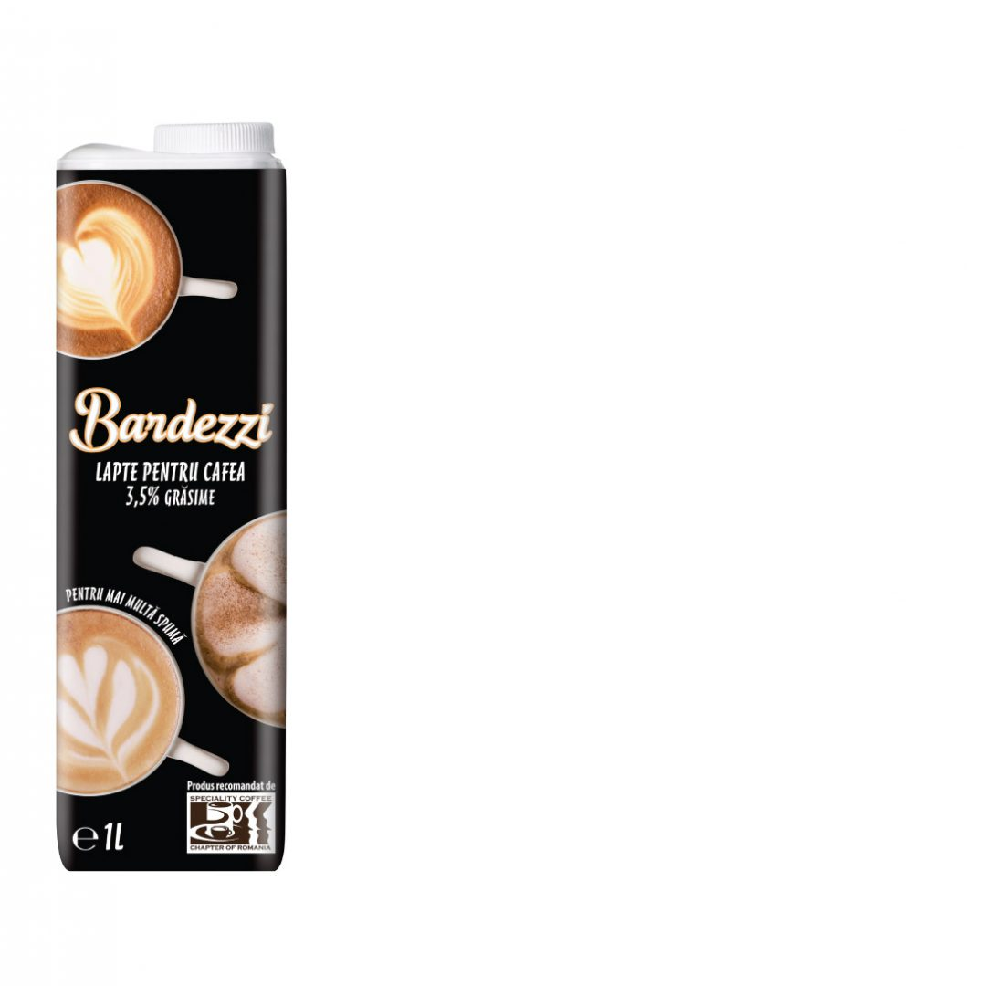 Bardezzi milk for coffee