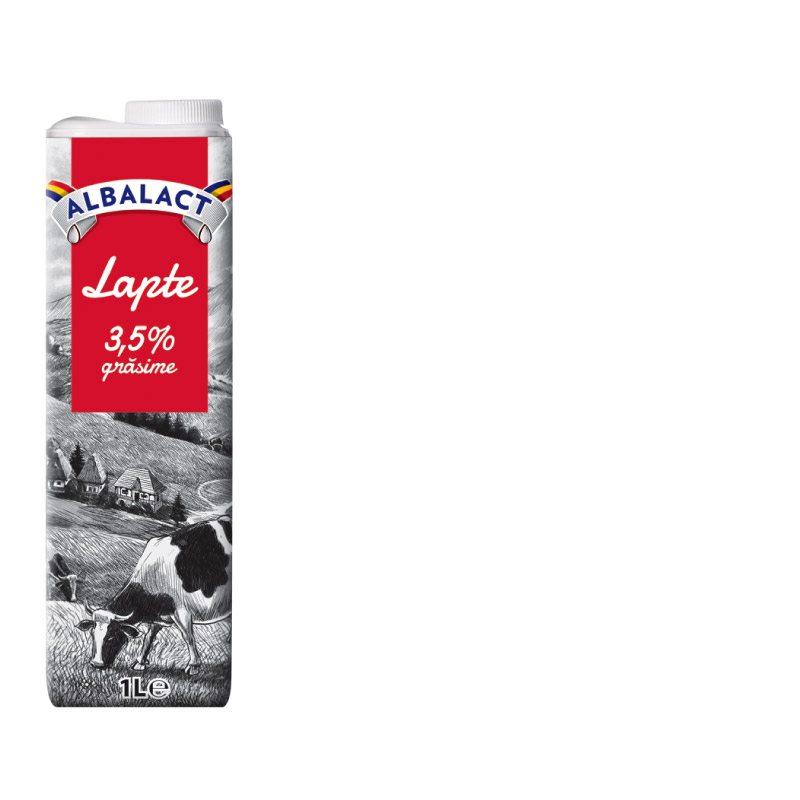 Albalact lapte integral