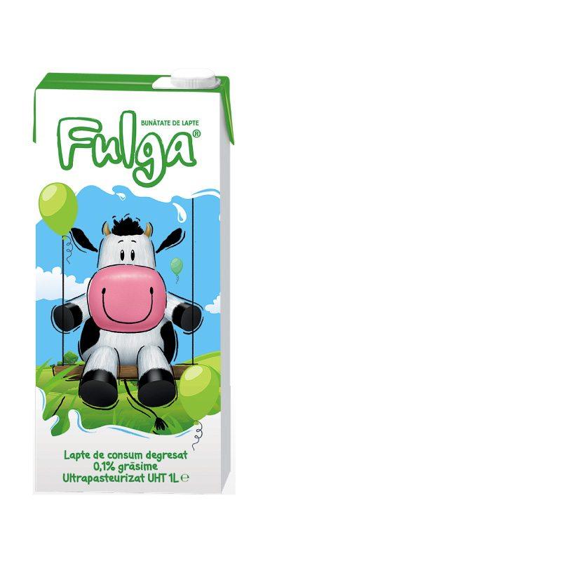 Fulga UHT skimmed milk