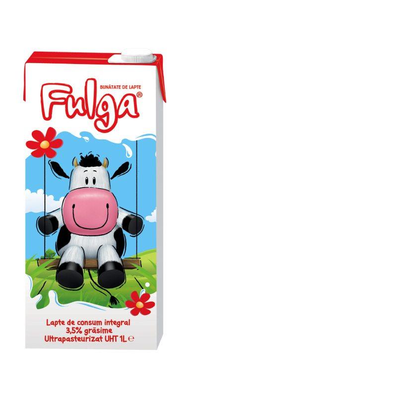 Fulga UHT whole milk