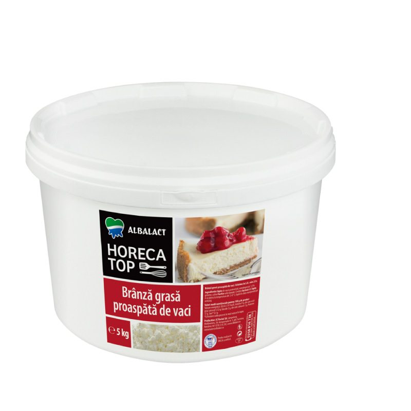 Horeca Top full fat fresh cheese