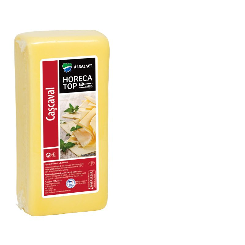 Horeca Top yellow cheese
