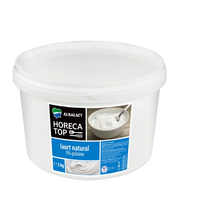 Horeca Top natural yoghurt