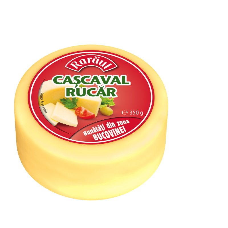 Rarăul Rucăr yellow cheese