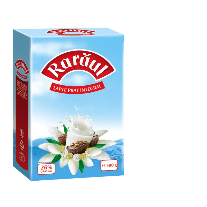 Rarăul whole powder milk