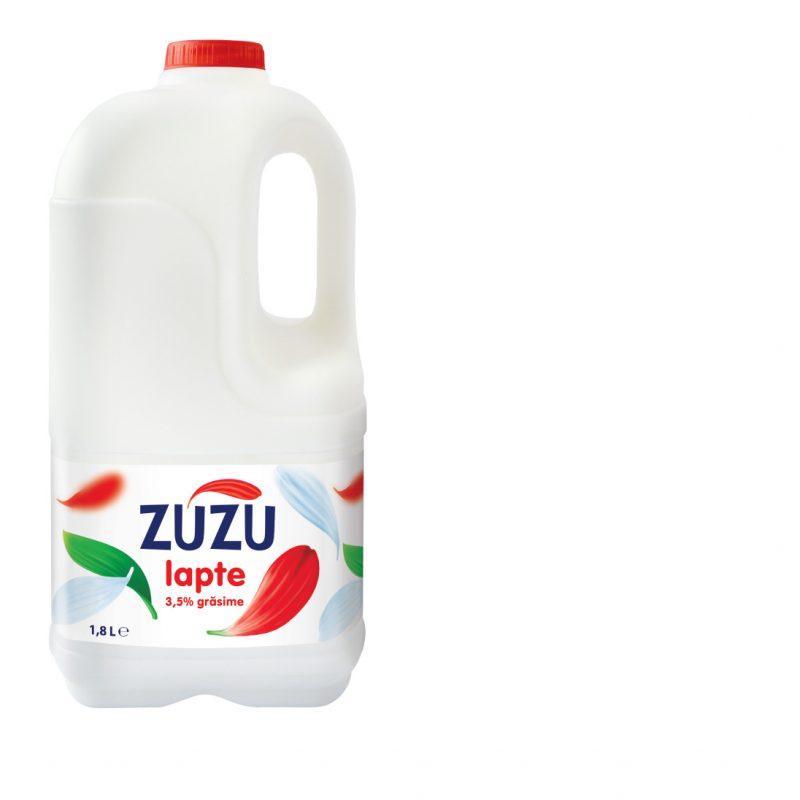 Zuzu lapte integral