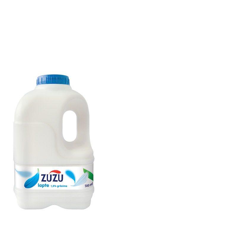 Zuzu semi-skimmed milk