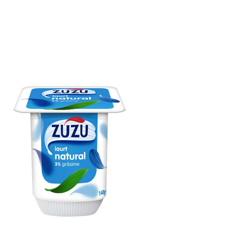 Zuzu natural yoghurt