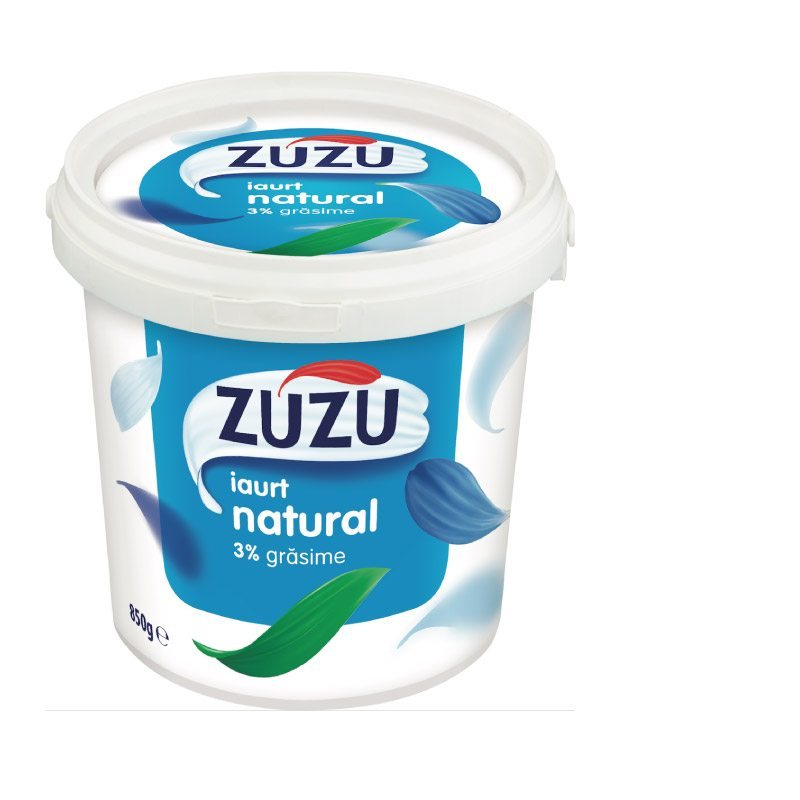Zuzu iaurt natural