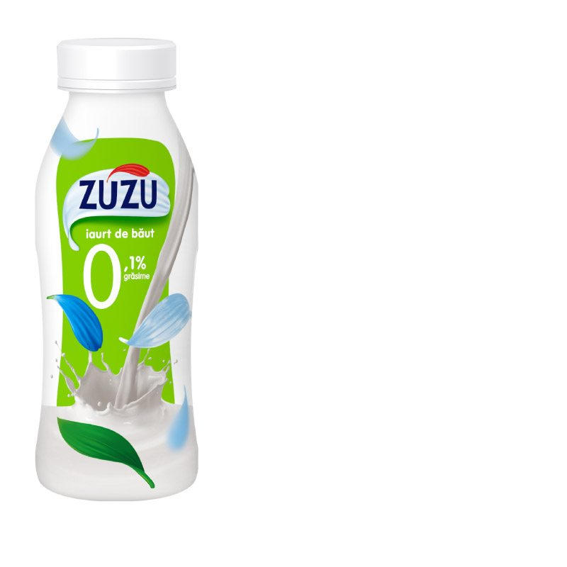 Zuzu skimmed drinking yogurt