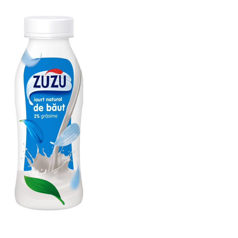 Zuzu natural drinking yogurt