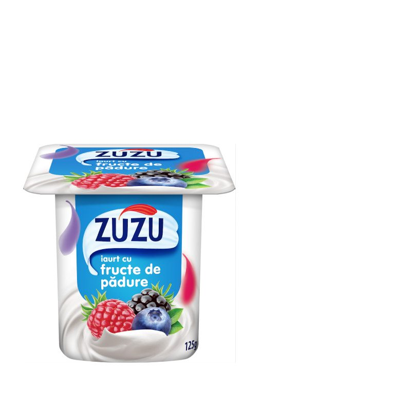 Zuzu Berries Yogurt