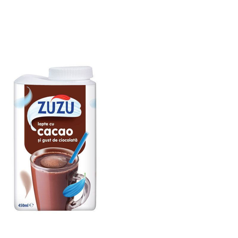 Zuzu chocolate flavoured cocoa milk