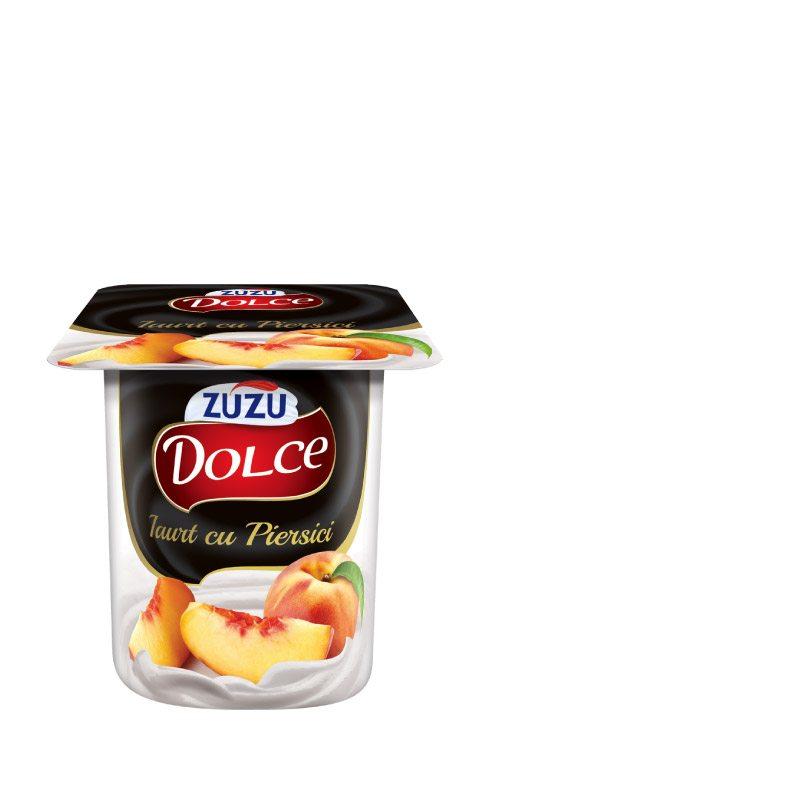 Zuzu Dolce peach yoghurt