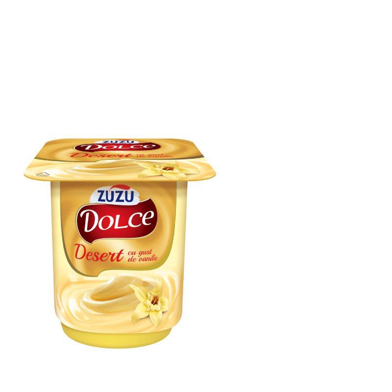 Zuzu Dolce vanilla flavoured creme dessert