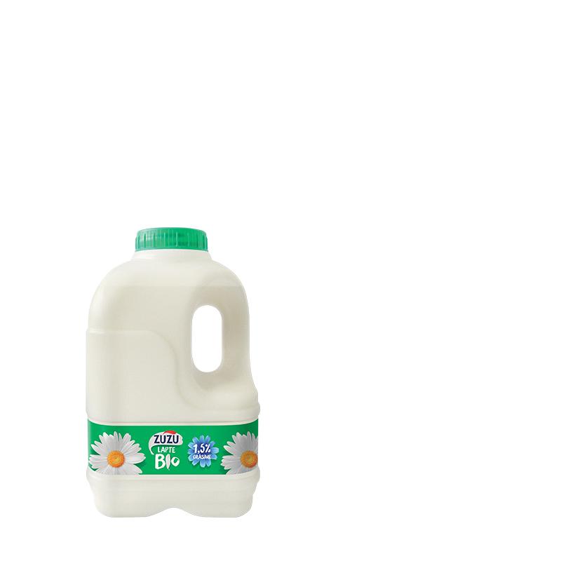 Zuzu BIO semi skimmed milk