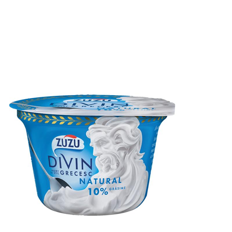 Zuzu Divin iaurt natural